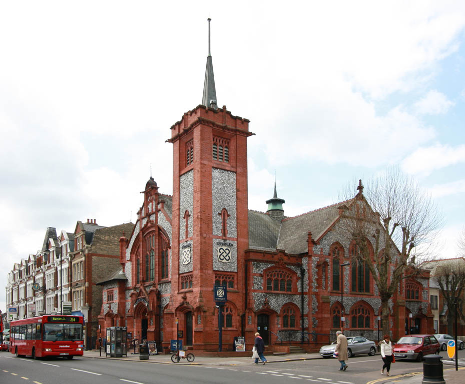 Muswell Hill Churches Soup Kitchen