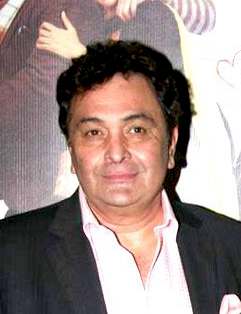 Photograph of Rishi Kapoor