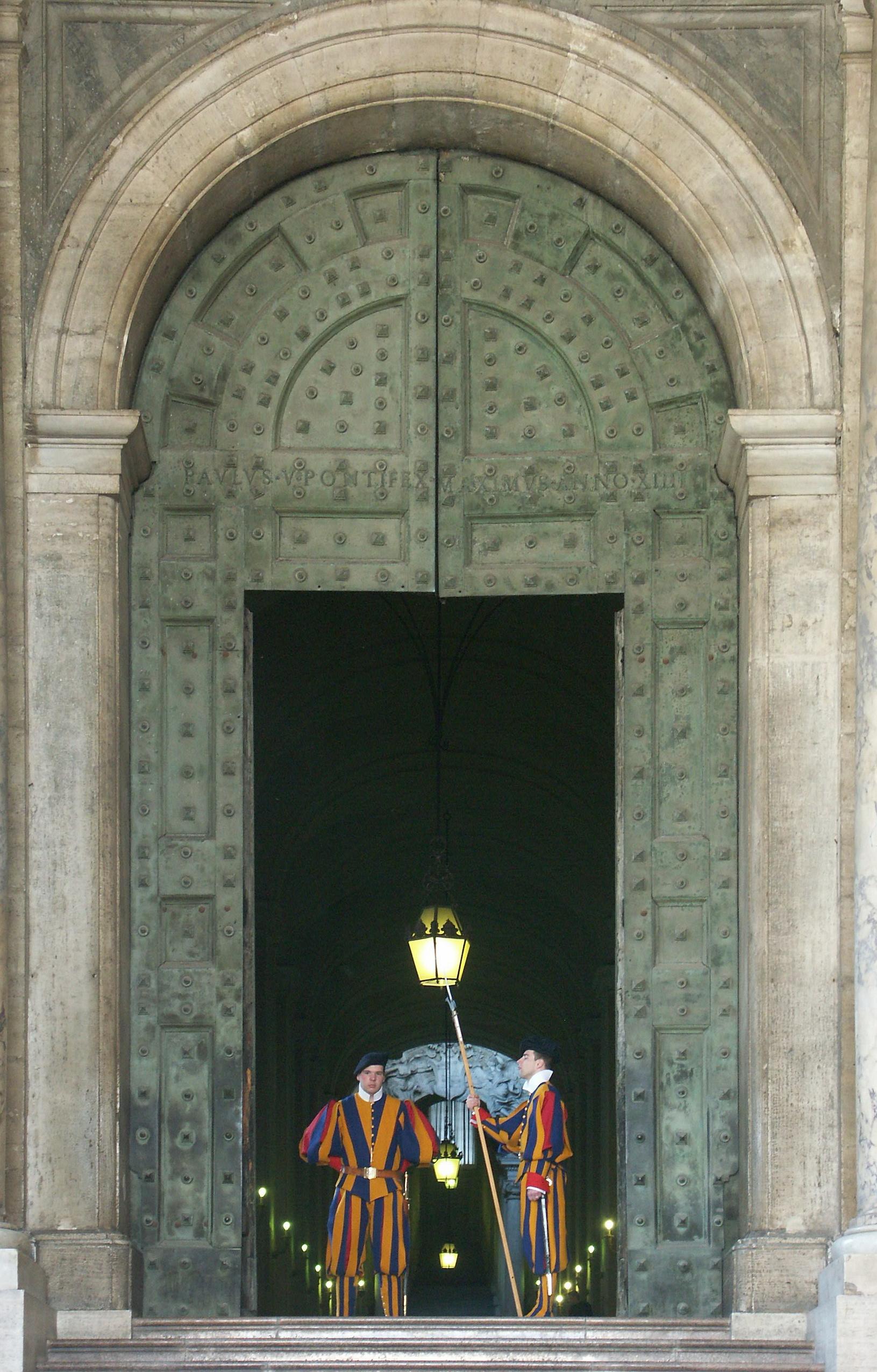 Schweizergarde Vatikan