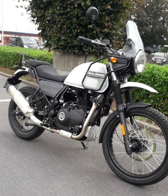 MY MOTORCYCLE - ROYAL-ENFIELD - Givi