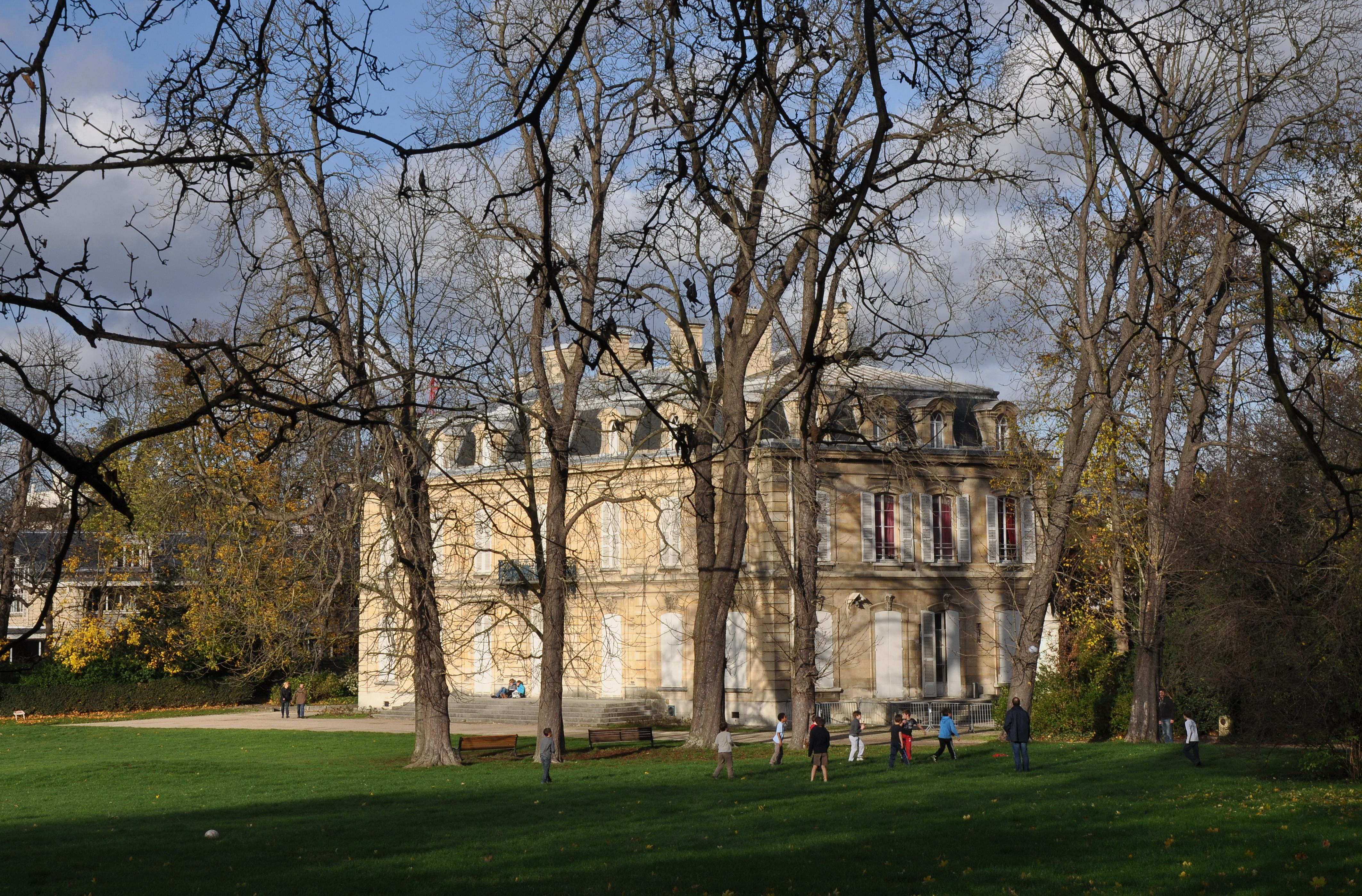 FileRueilMalmaison Château de BoisPréau 006JPG  Wikimedia