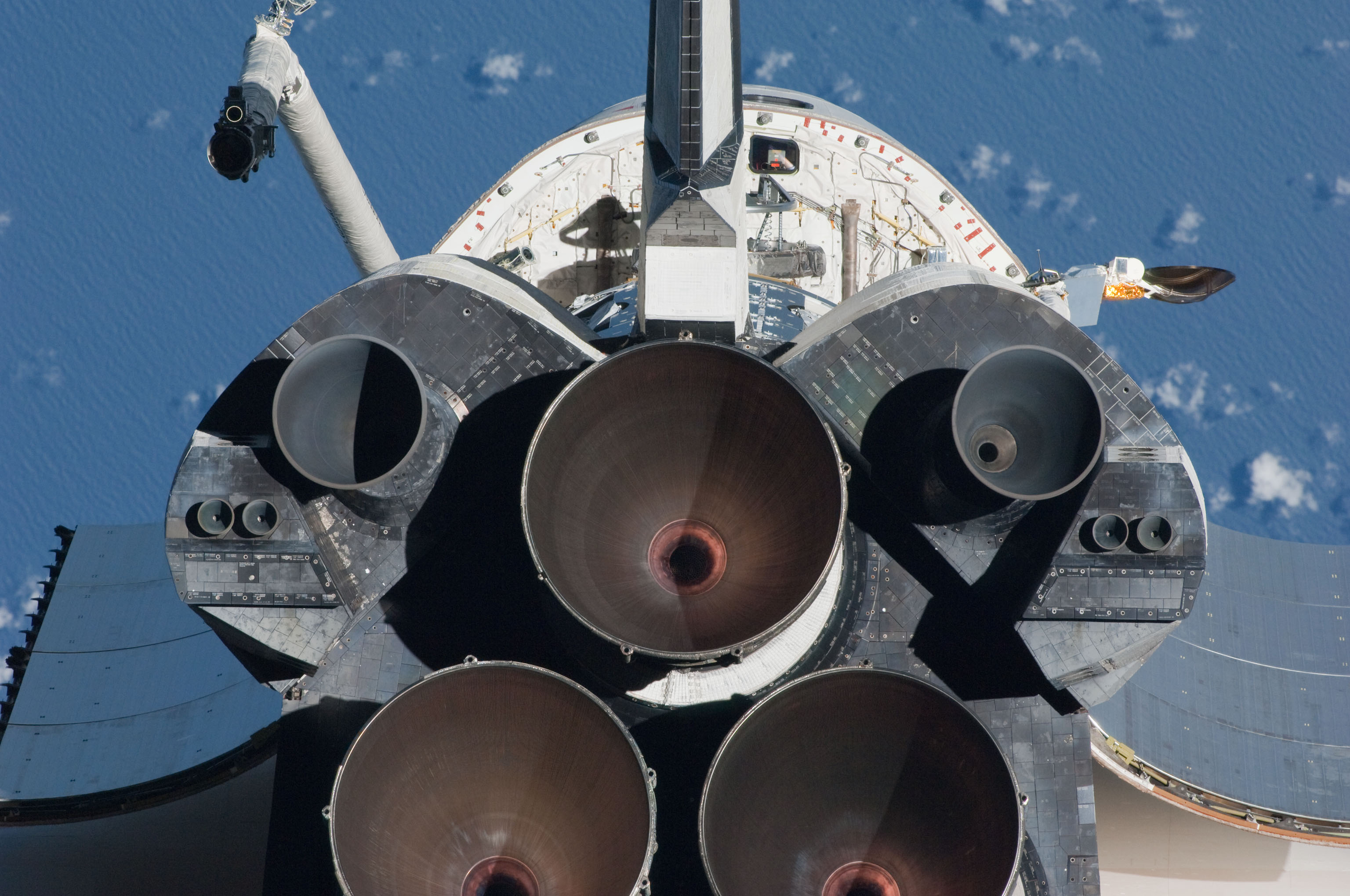 space shuttle oms - photo #36