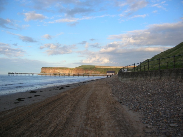 Saltburn beach - geograph.org.uk - 515644