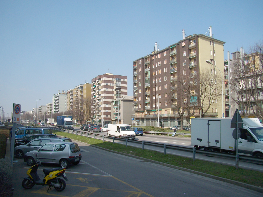 File san giuliano milanese via emilia jpg wikimedia commons for Arredo bagno san giuliano milanese