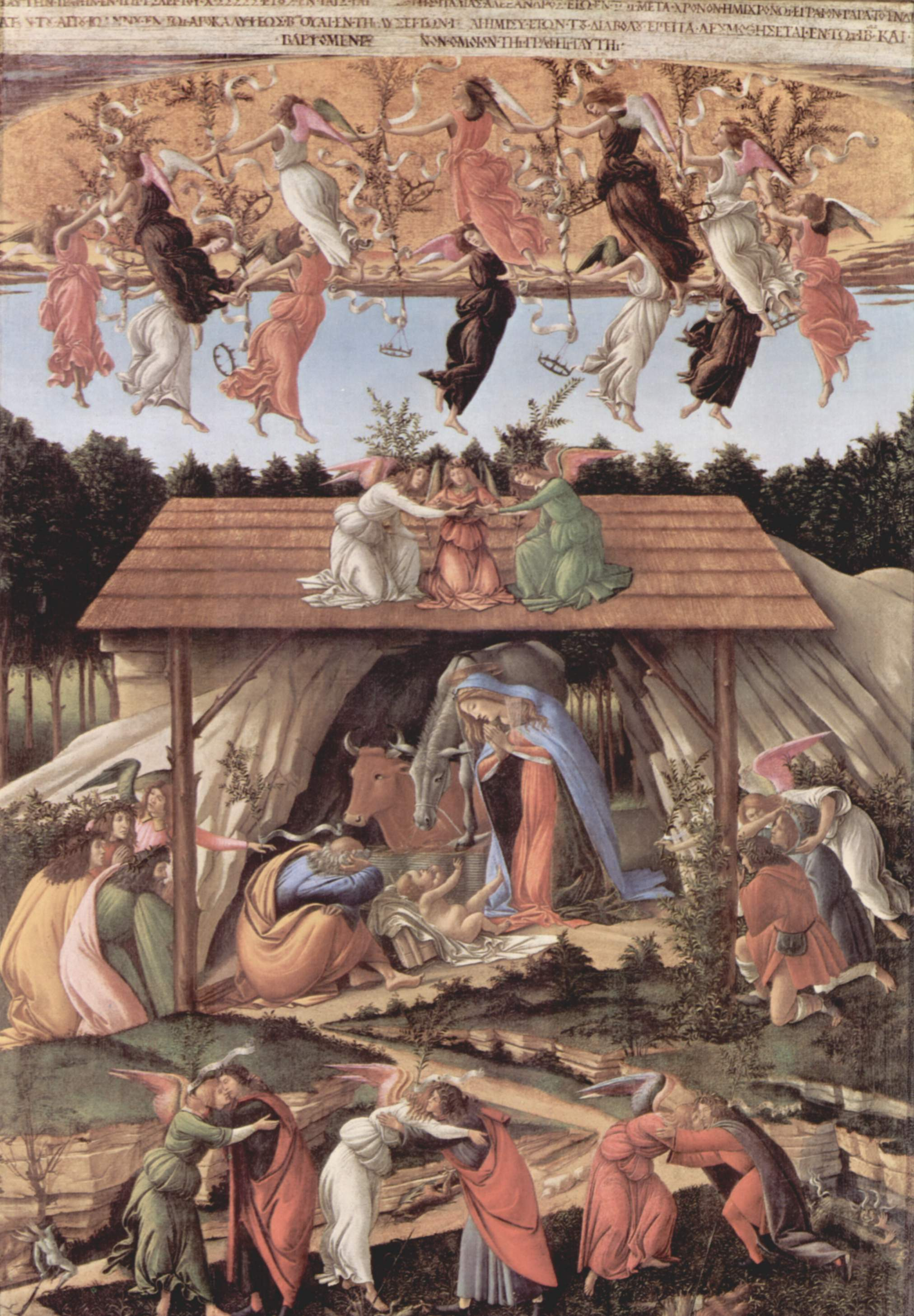 1000+ images about Botticelli on Pinterest | Italian ...