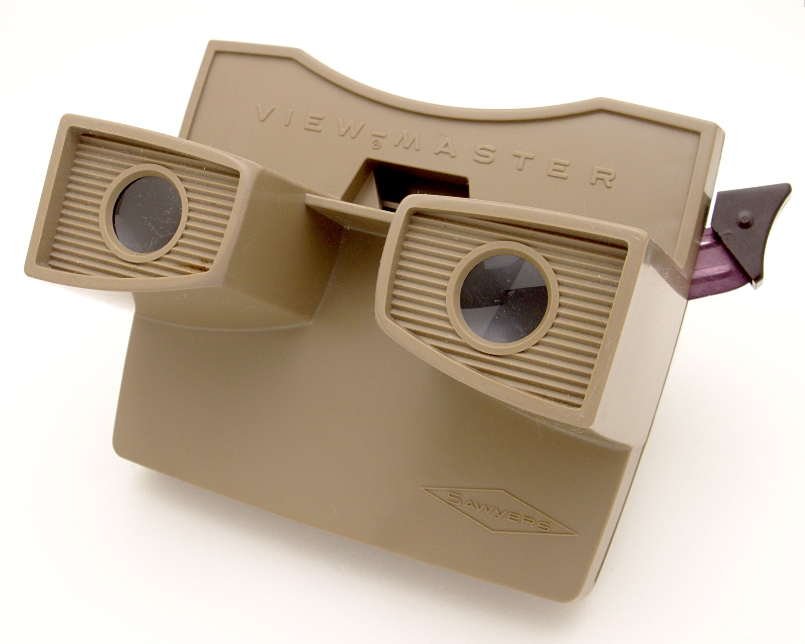 Viewmaster: one version of a Stereoscope