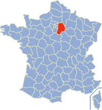 Communes of the Seine-et-Marne department Wikimedia list article