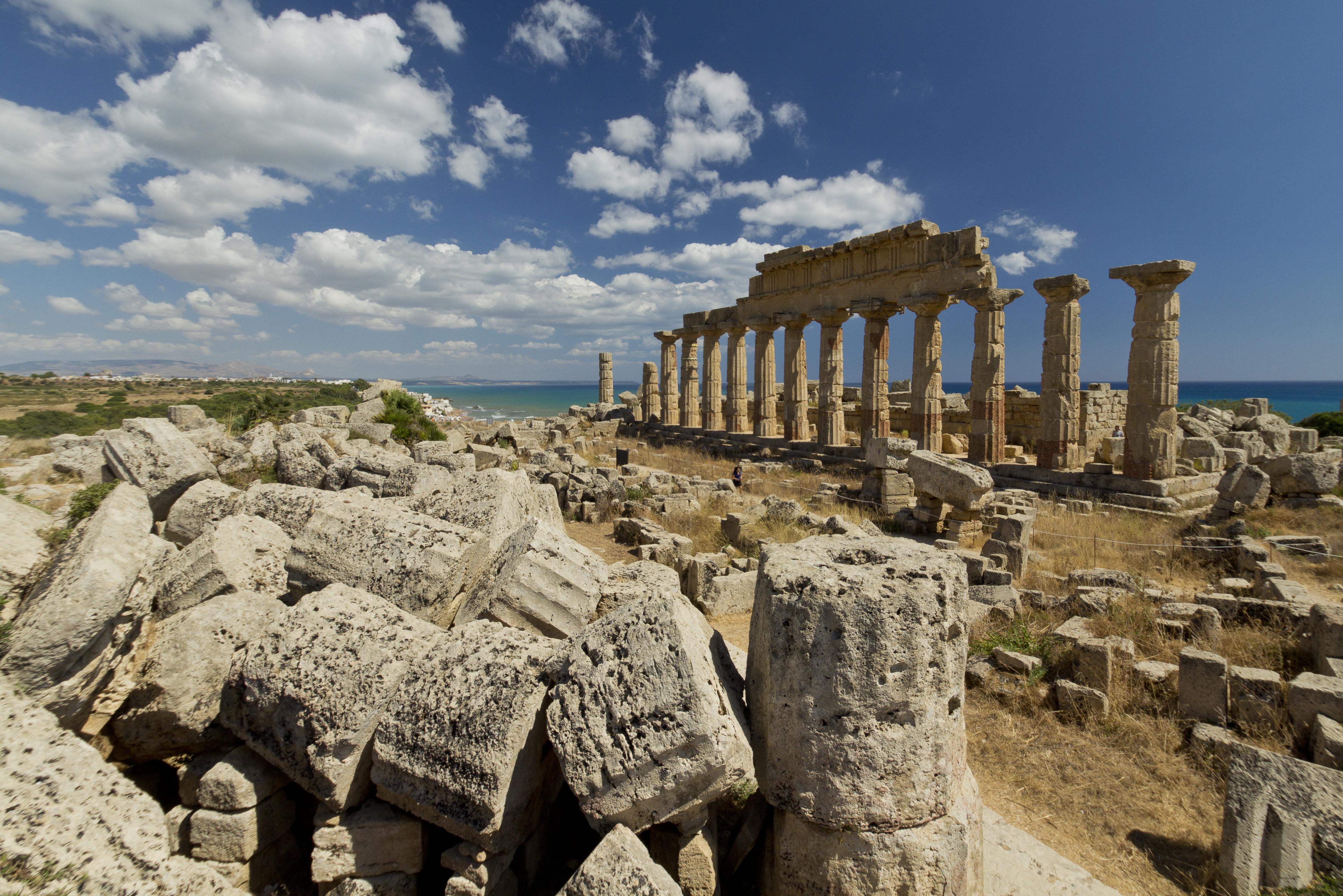 Cartina Sicilia Selinunte.Selinunte Wikipedia