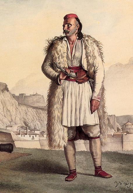 Albanian Souliotes
