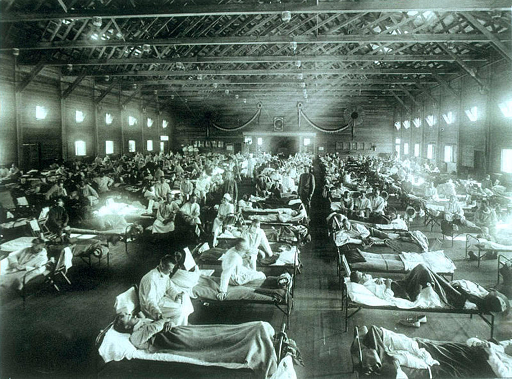 File:Spanish flu hospital.png - Wikimedia Commons