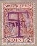 Stamp of Albania - 1914 - Colnect 376670 - Overprinted T and Takse in violet.jpeg