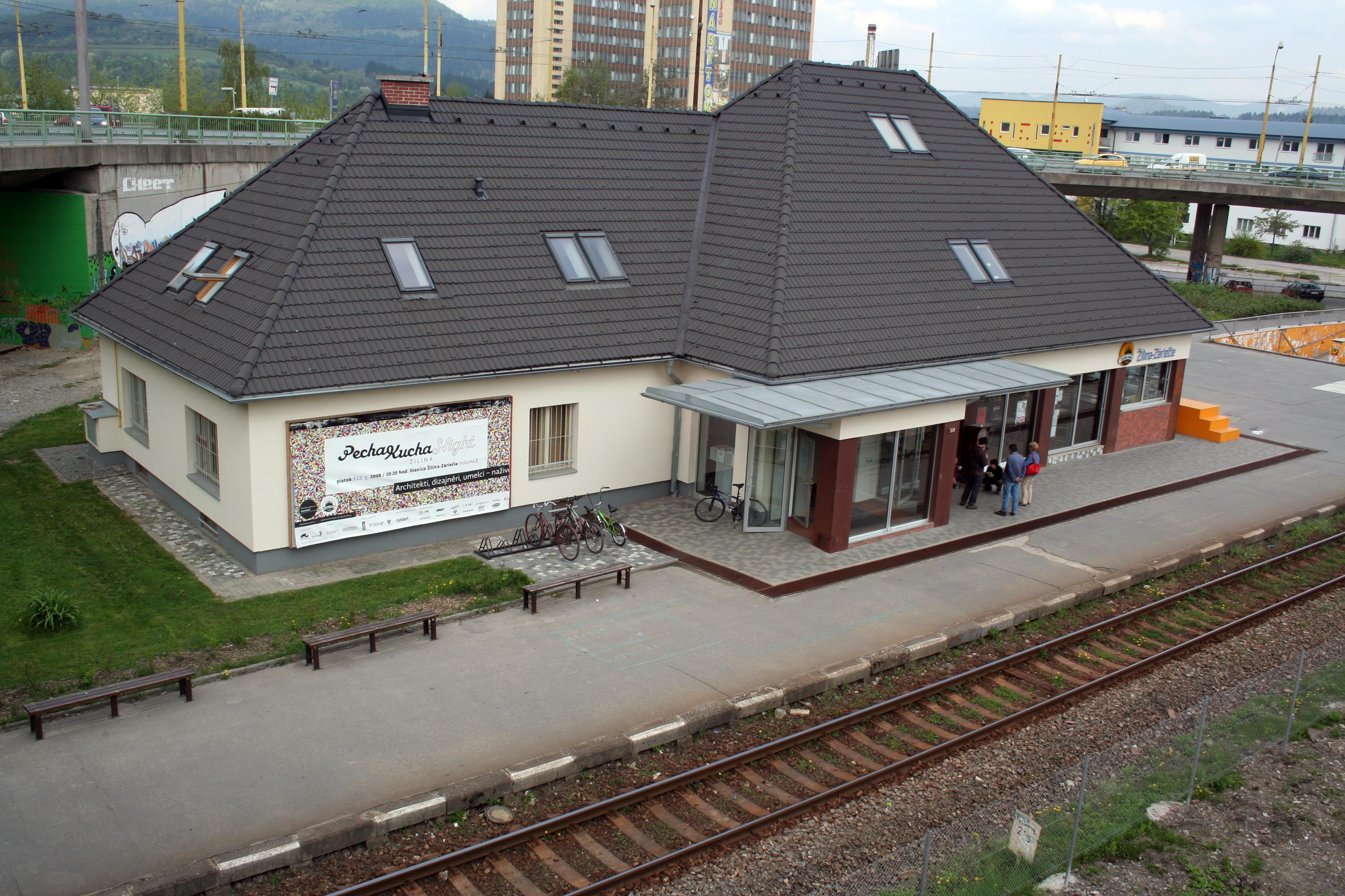 Image result for zilina stanica zeleznicna cultural centre