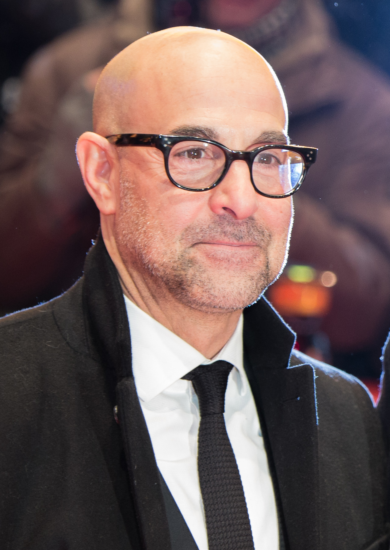 Tucci at the 2017 [[Berlin Film Festival]]