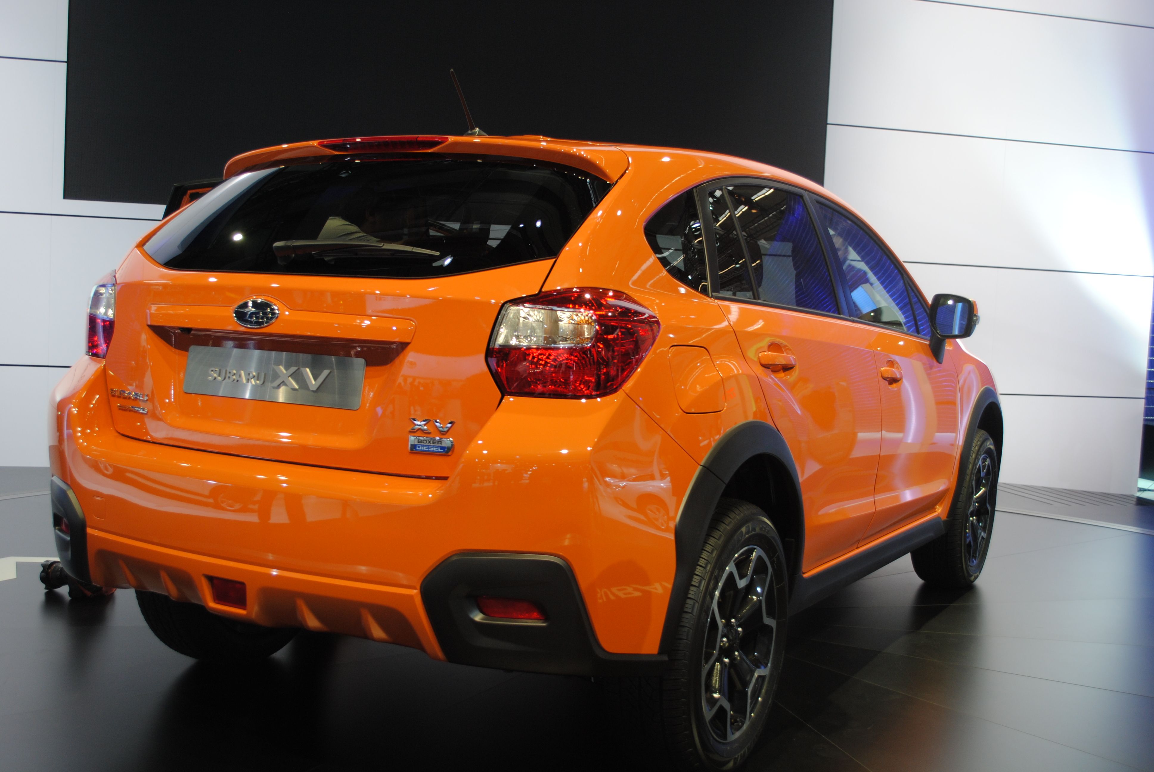 Subaru Crosstrek Wiki >> File:Subaru XV at the Frankfurt Motor Show IAA 2011 (6143988283).jpg - Wikimedia Commons
