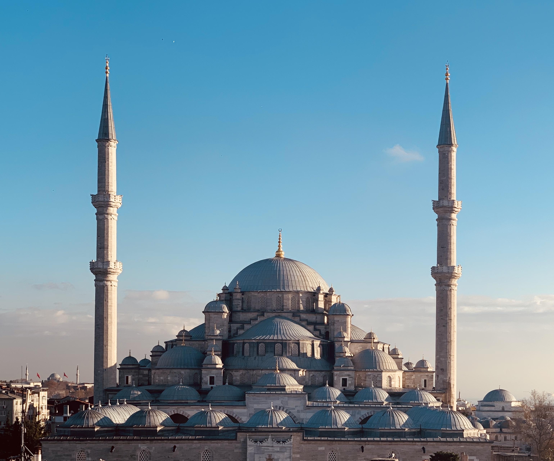 Fatih Mosque Istanbul Wikipedia