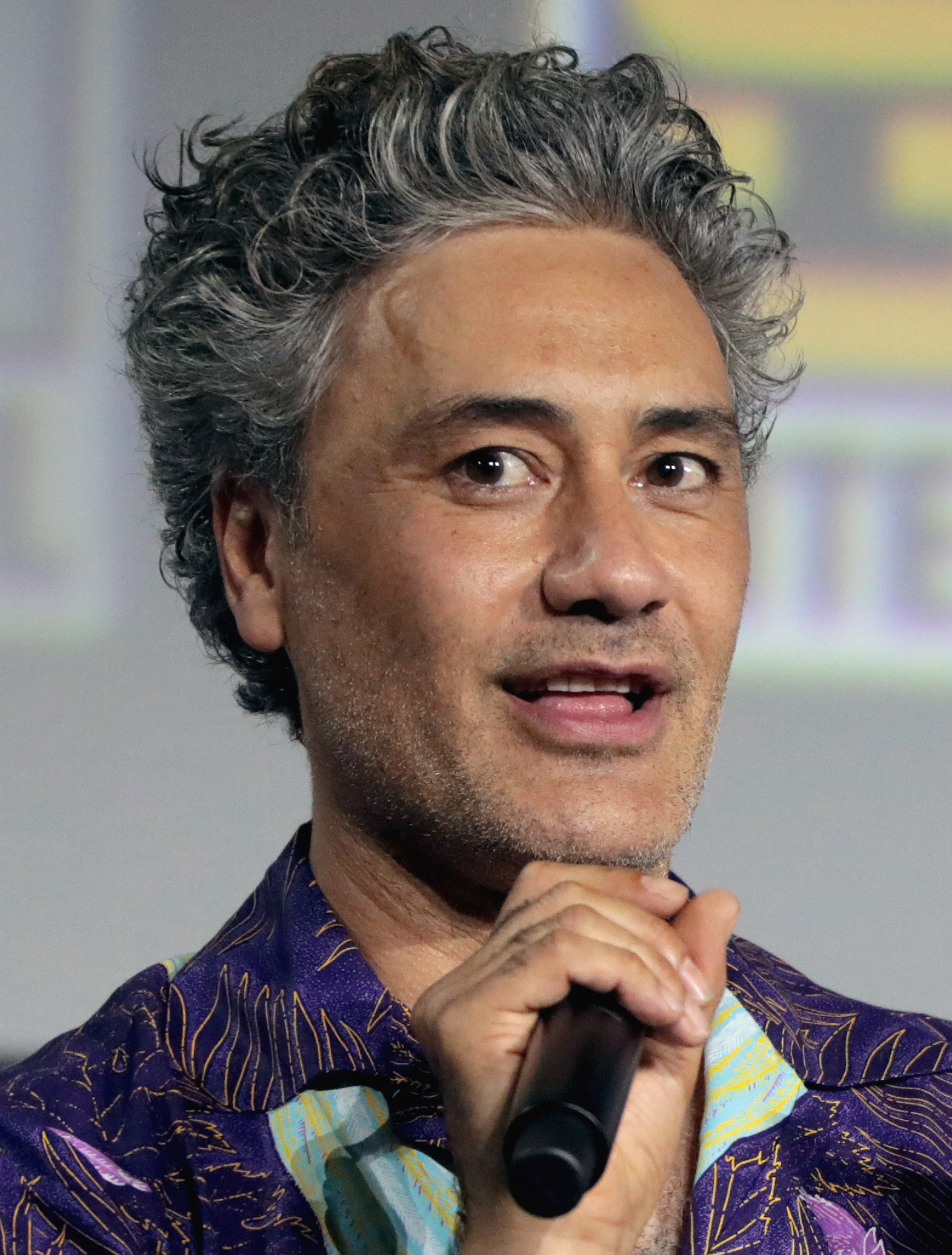 Picture of an author: Taika Waititi