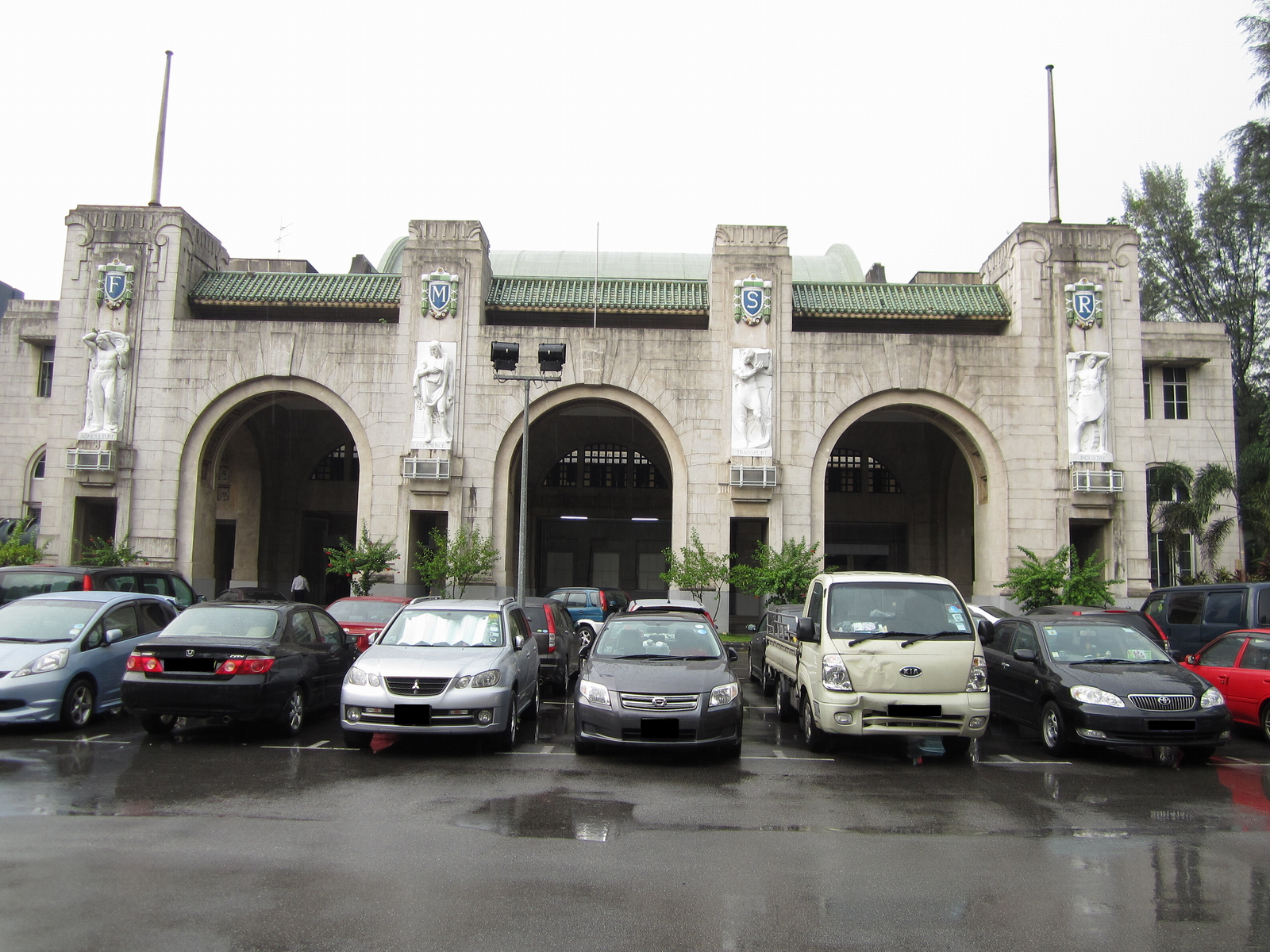 Tanjong Pagar railway station - Wikipedia, the free encyclopedia