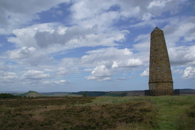 The Captain Cook Monument - geograph.org.uk - 1628866