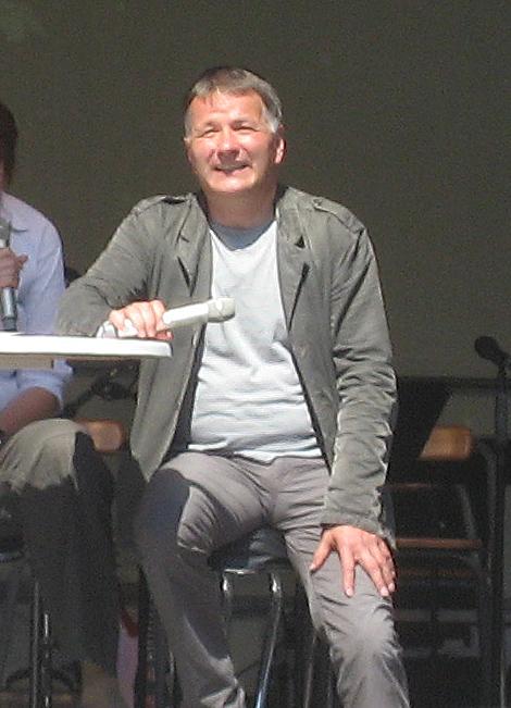 Thomas Rühmann Größe