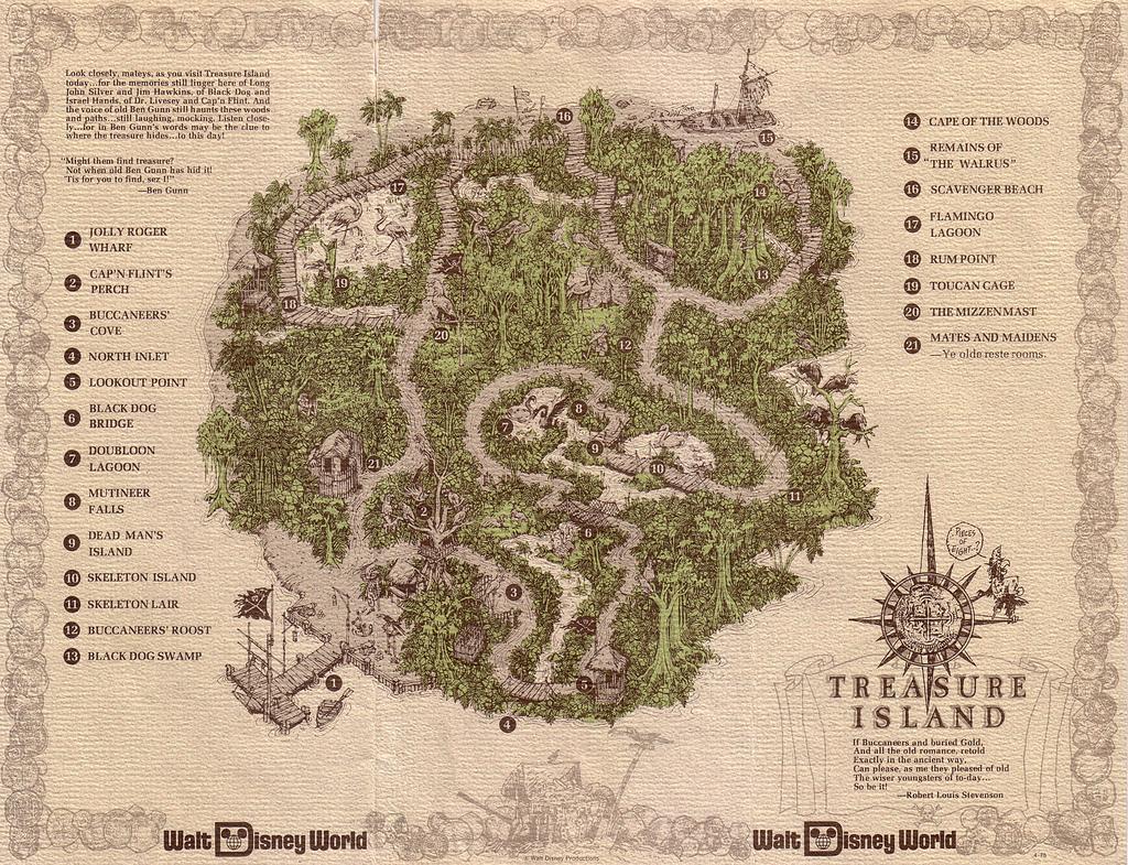 Disney Treasure Island  Soundtrack Stockade