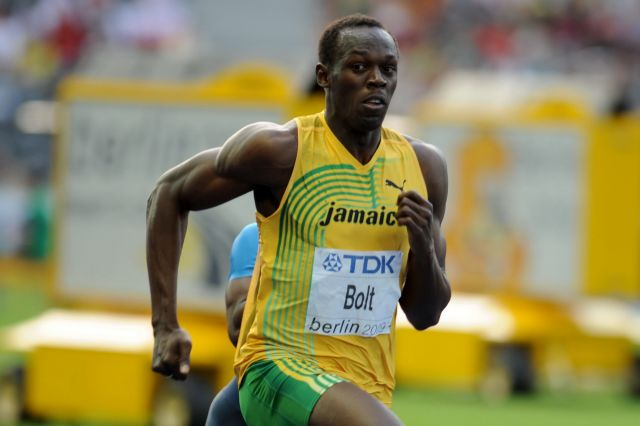 Usain Bolt 16082009 Berlin