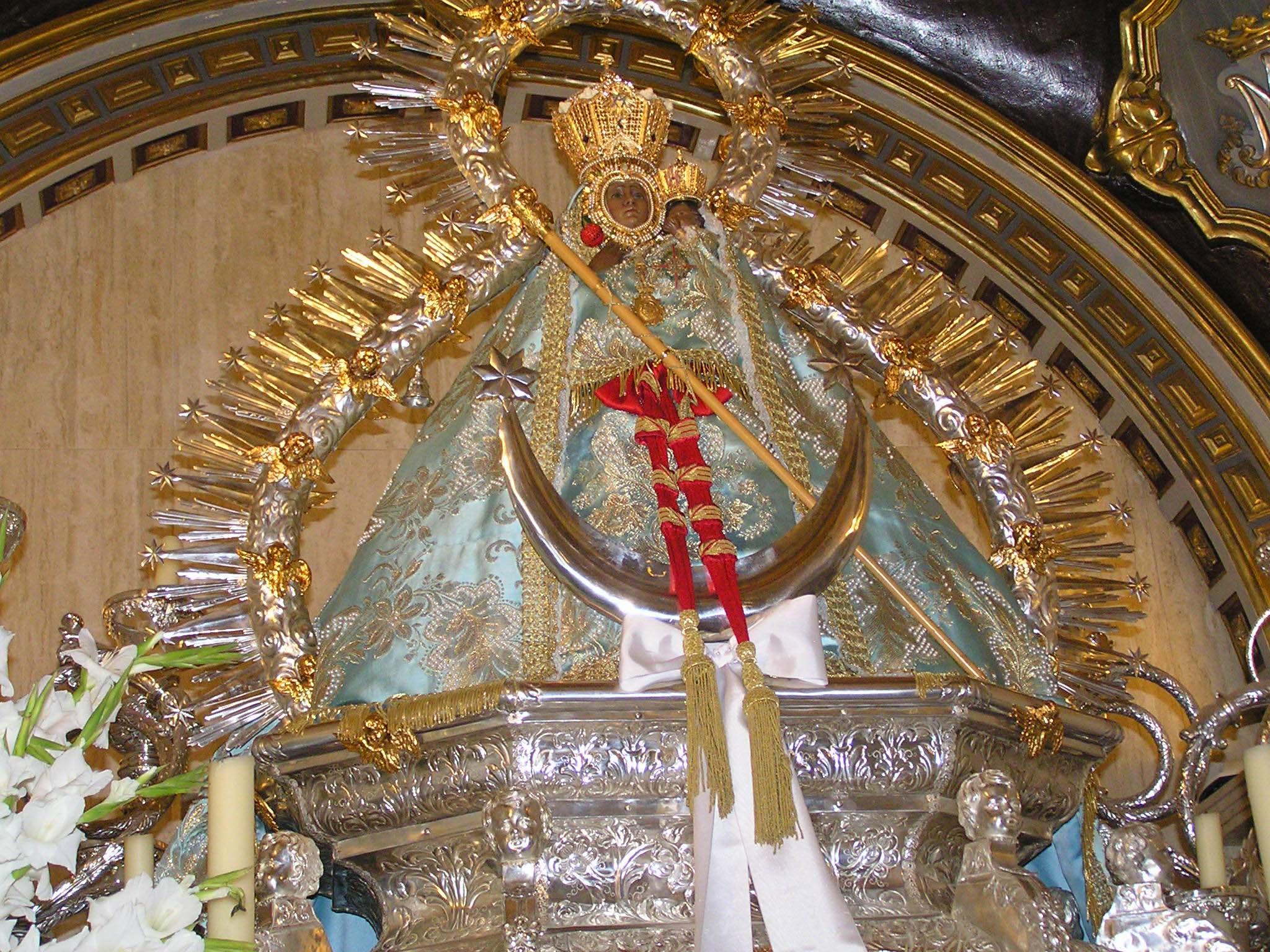 Our Lady Of Cabeza Wikipedia