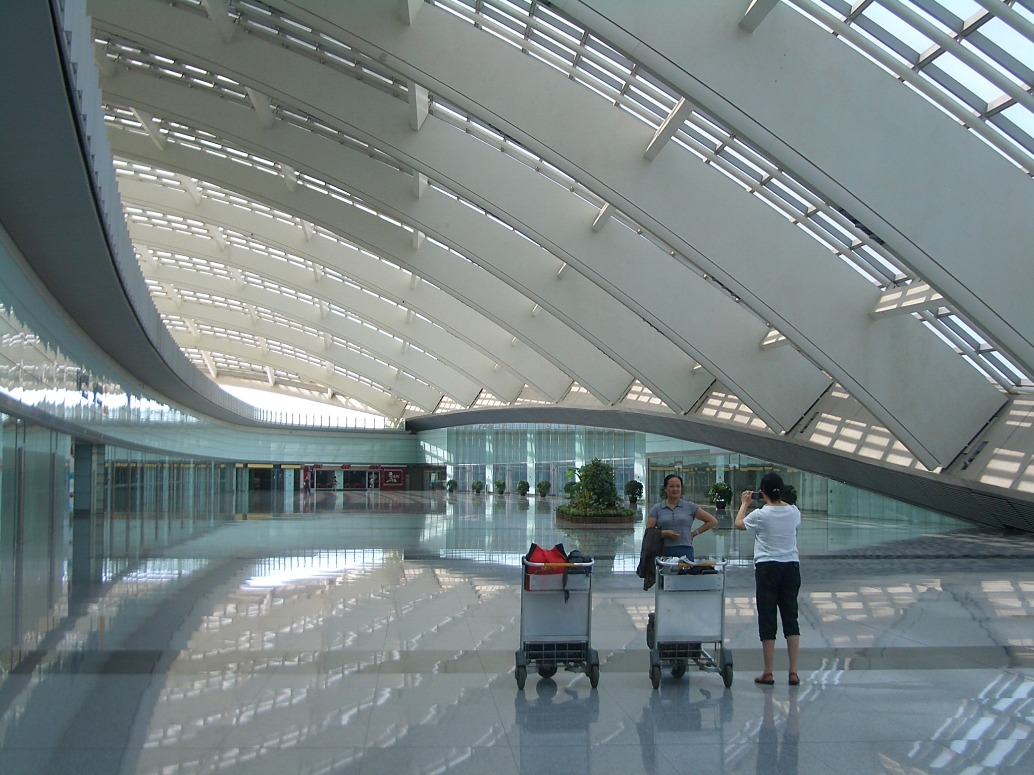 Free Renovation Software File Vm Beijing Airport Hallways 4350 Jpg Wikimedia