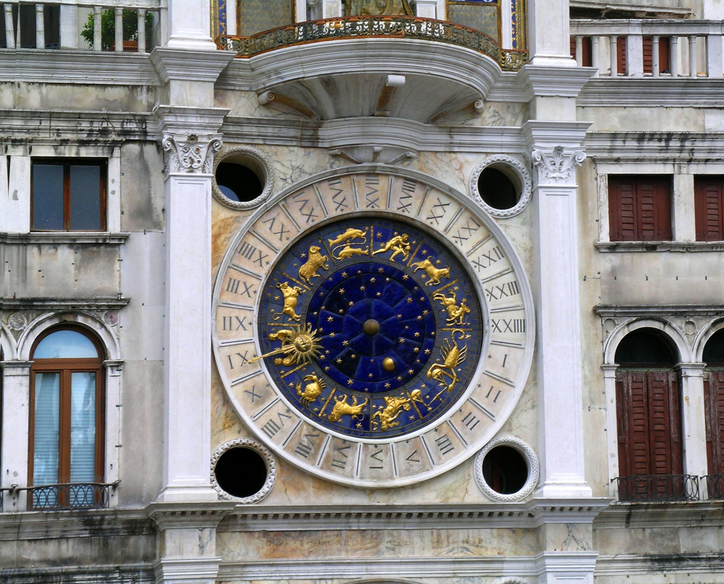 torre dell orologio san marco