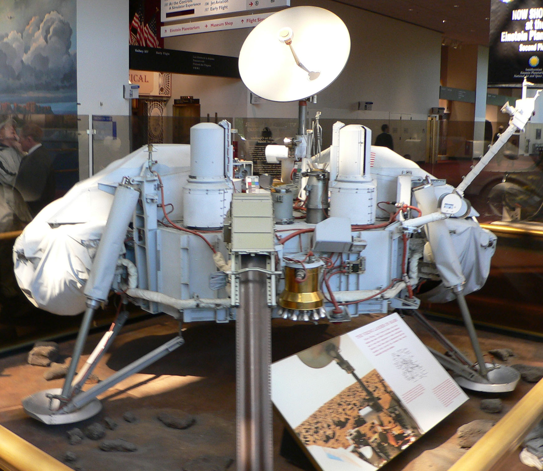 vikings spacecraft on two and - photo #6