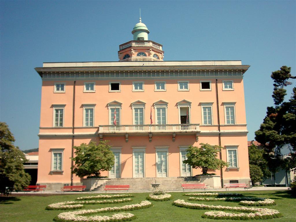 Villa Ciani, Lugano, Switzerland