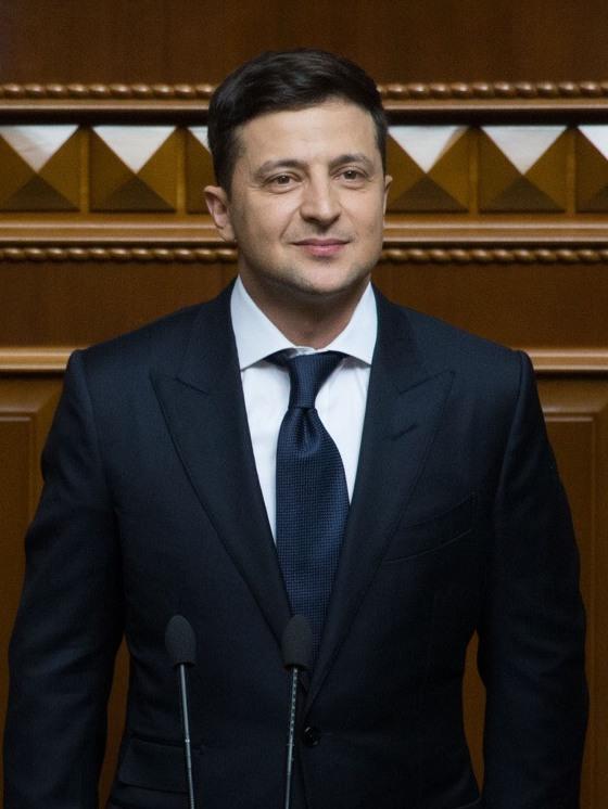 Volodymyr Zelensky - Wikipedia