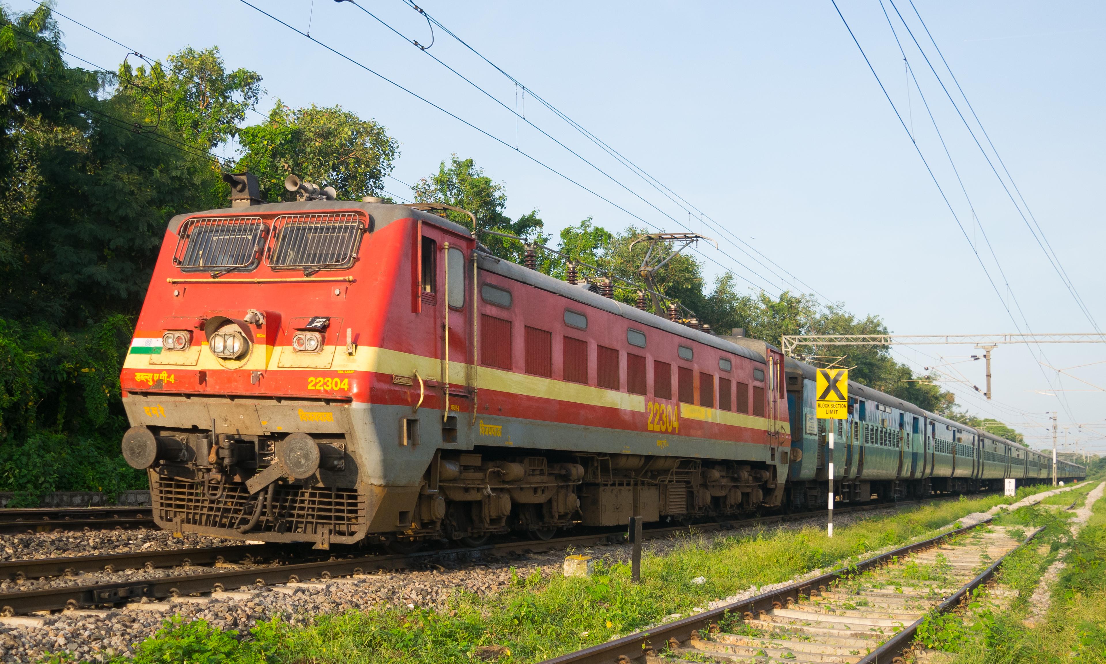 Indian Locomotive Class Wap 4 Wikipedia Ho Railroad Wiring Block Diagram