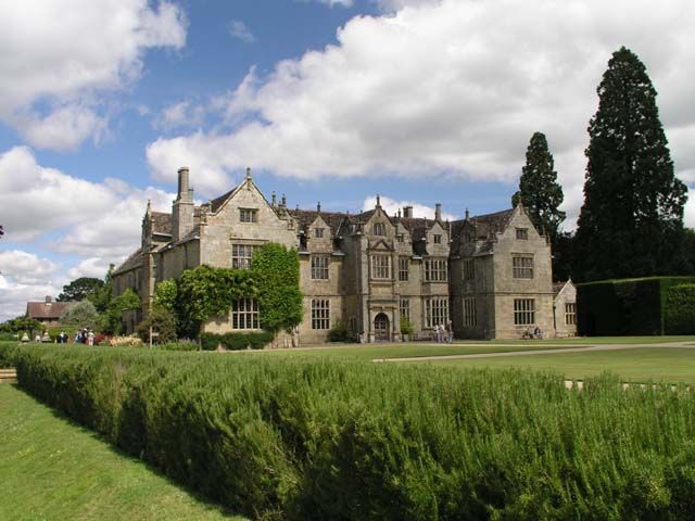 Wakehurst Place seen from the lower lawn - geograph.org.uk - 502397