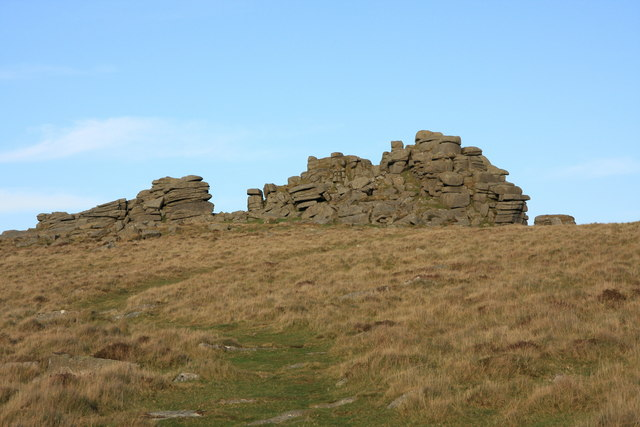 West Mill Tor - geograph.org.uk - 1575626