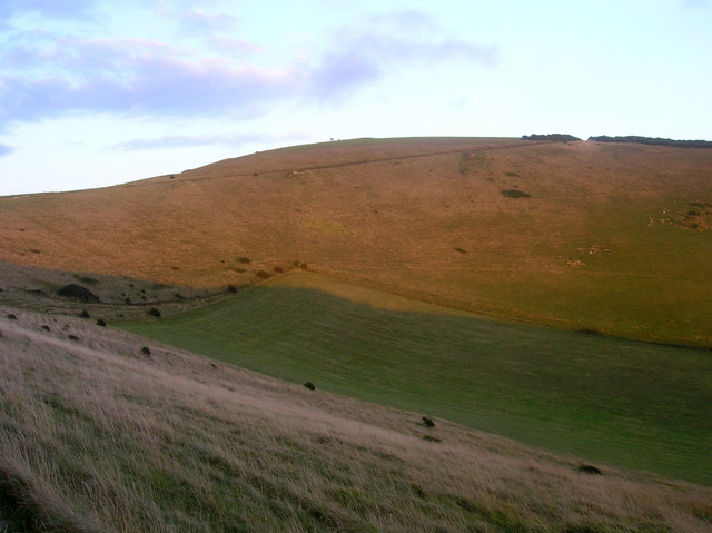 Windover Hill - geograph.org.uk - 936653