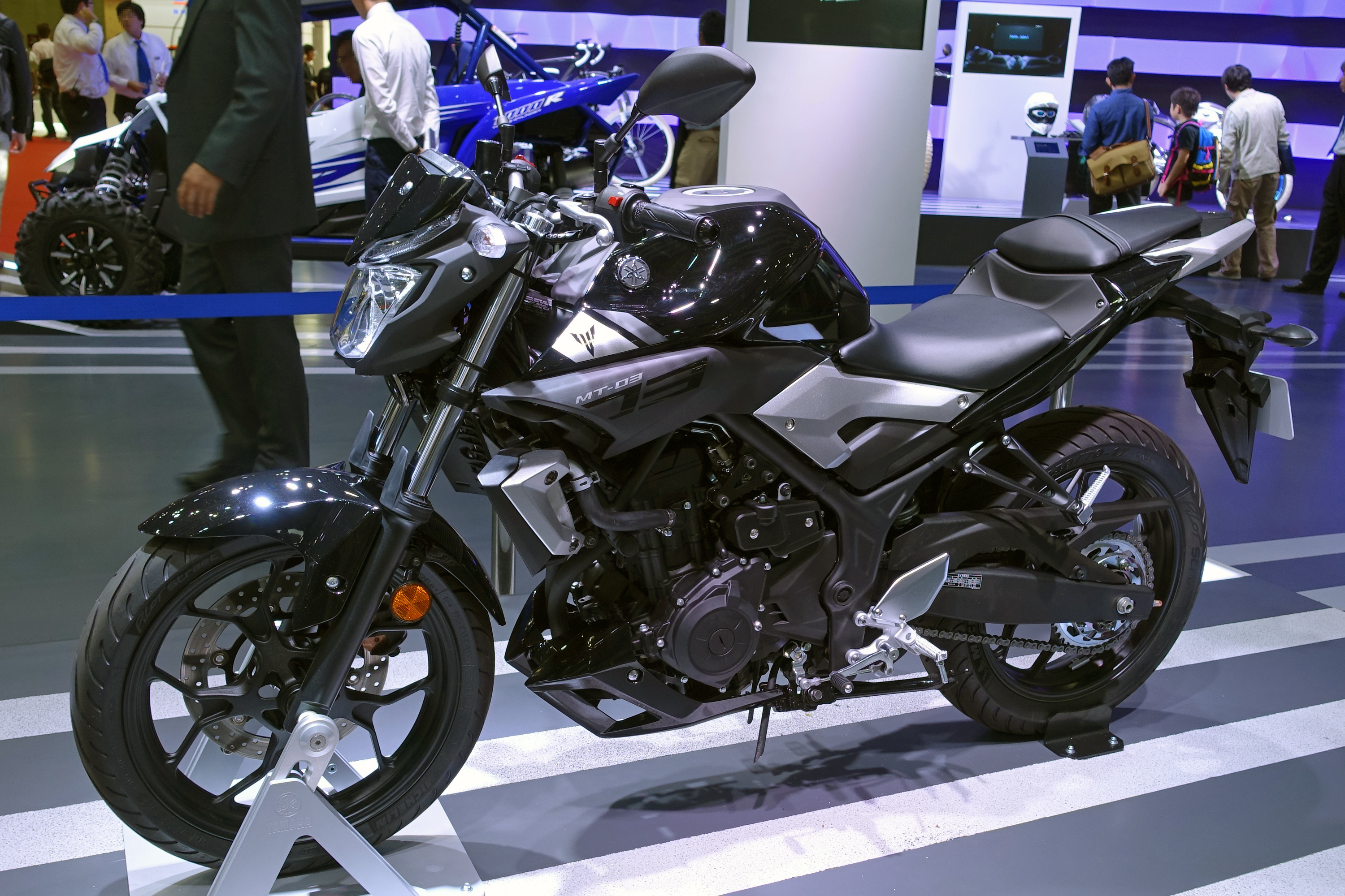 Outstanding Yamaha Mt 03 Wikipedia Caraccident5 Cool Chair Designs And Ideas Caraccident5Info