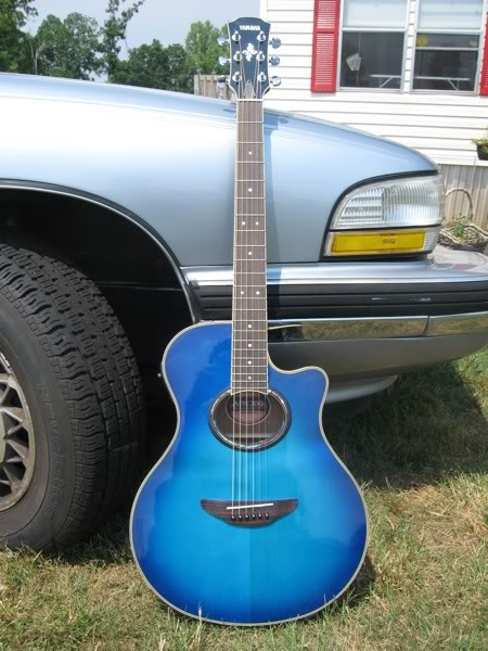 Yamaha Apx