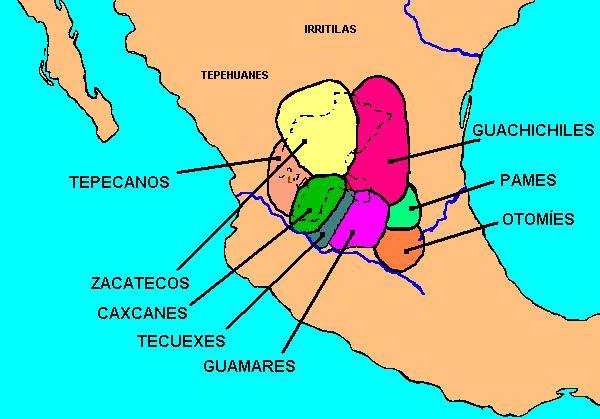 Todos Los Nombres De Los Pueblos Indigenas De Mexico
