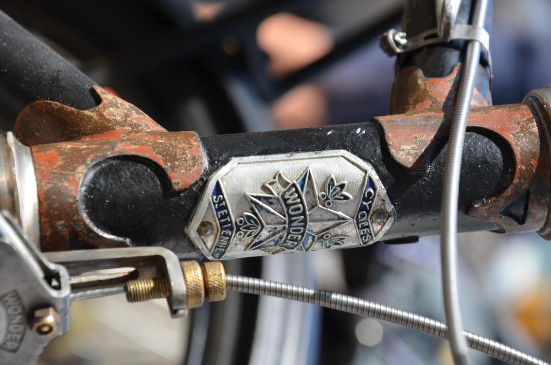 Publicite Motobecane Velo Ancien Rare Nos Course 1950 Bicycle Old Rene Herse