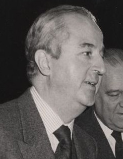 File photo of Edouard Balladur in 1987.  Image: World Economic Forum.