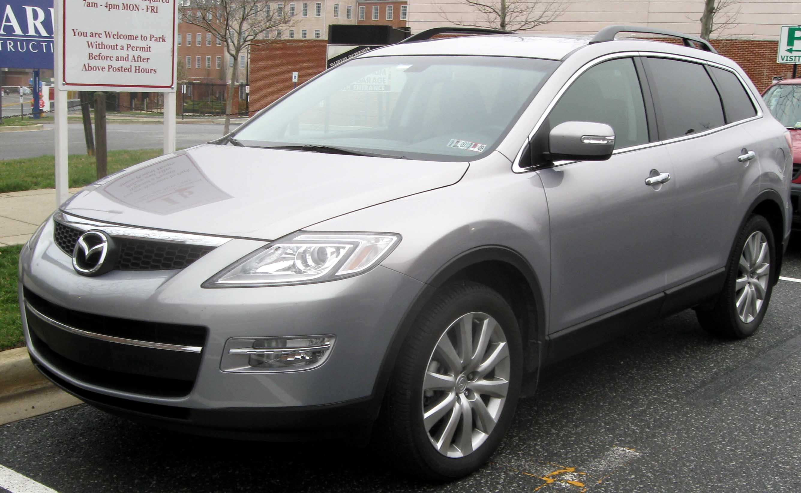 mazda cx 9 reviews mazda cx 9 car reviews. Black Bedroom Furniture Sets. Home Design Ideas