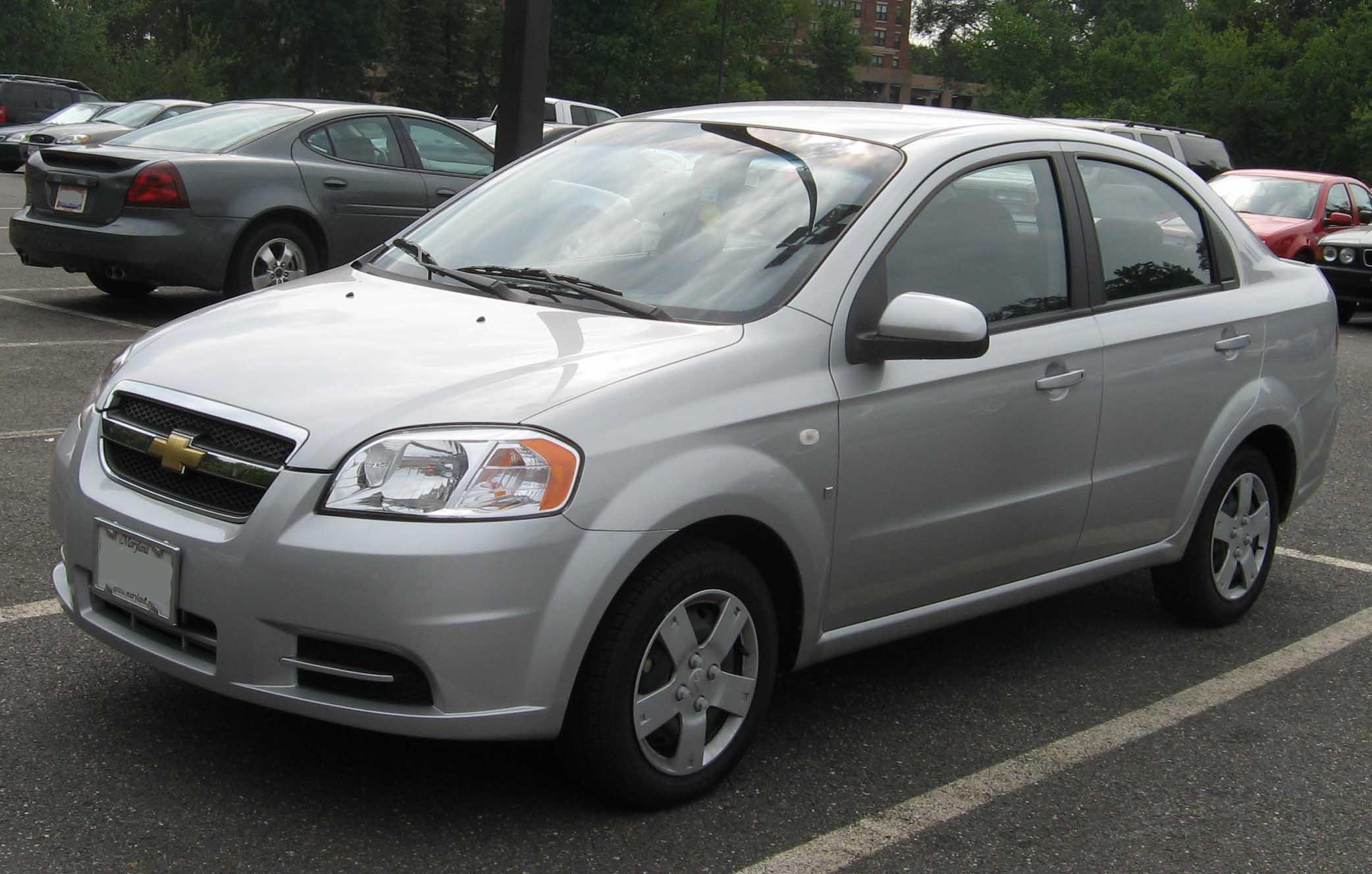 Kelebihan Kekurangan Chevrolet Aveo 2007 Perbandingan Harga