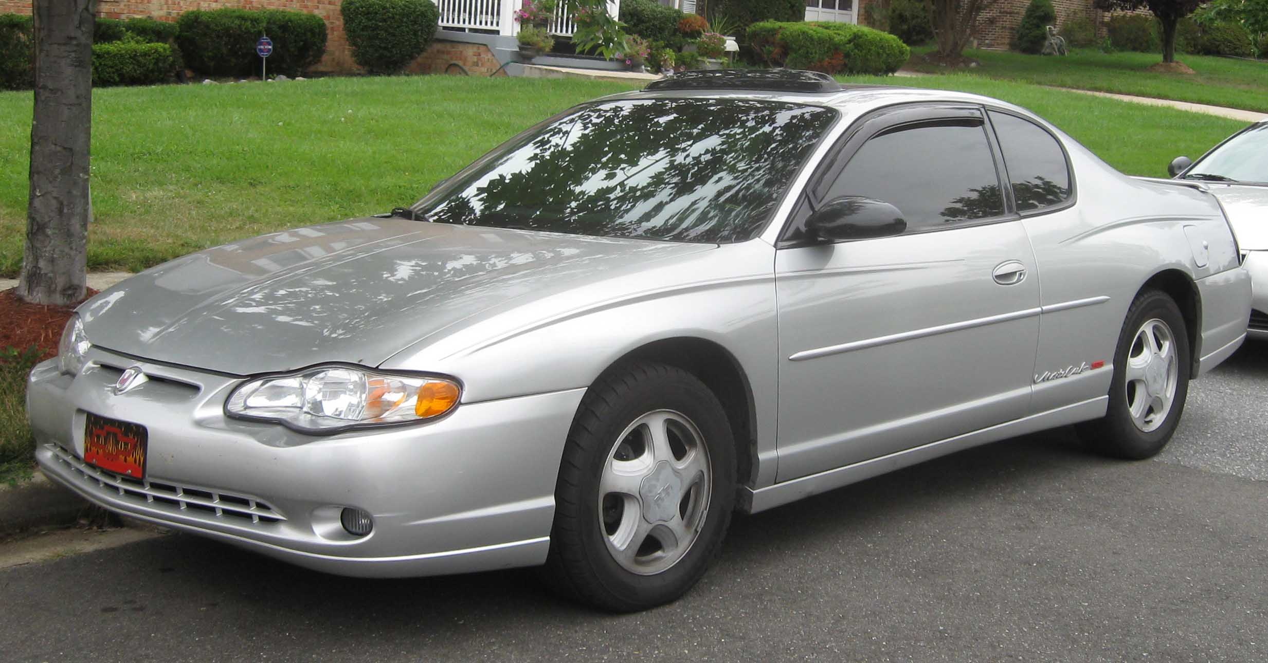 Used 2000 Chevrolet Impala LS FWD For Sale  CarGurus