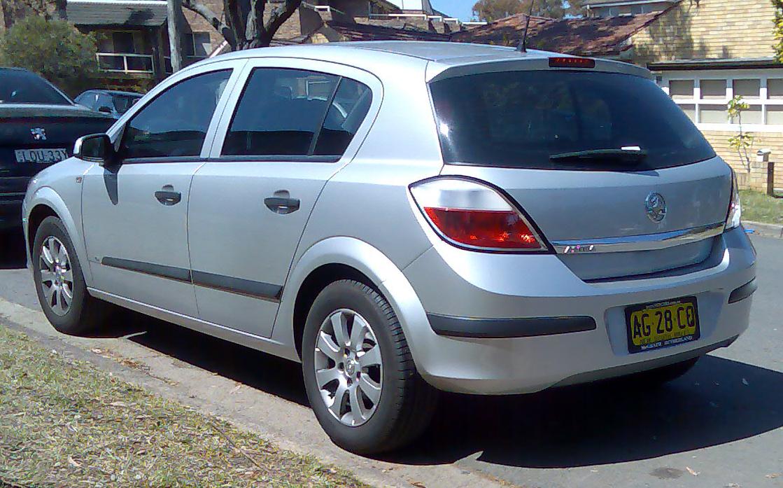 File 2004 2007 Holden Astra Ah Cd 5 Door Hatchback 2008