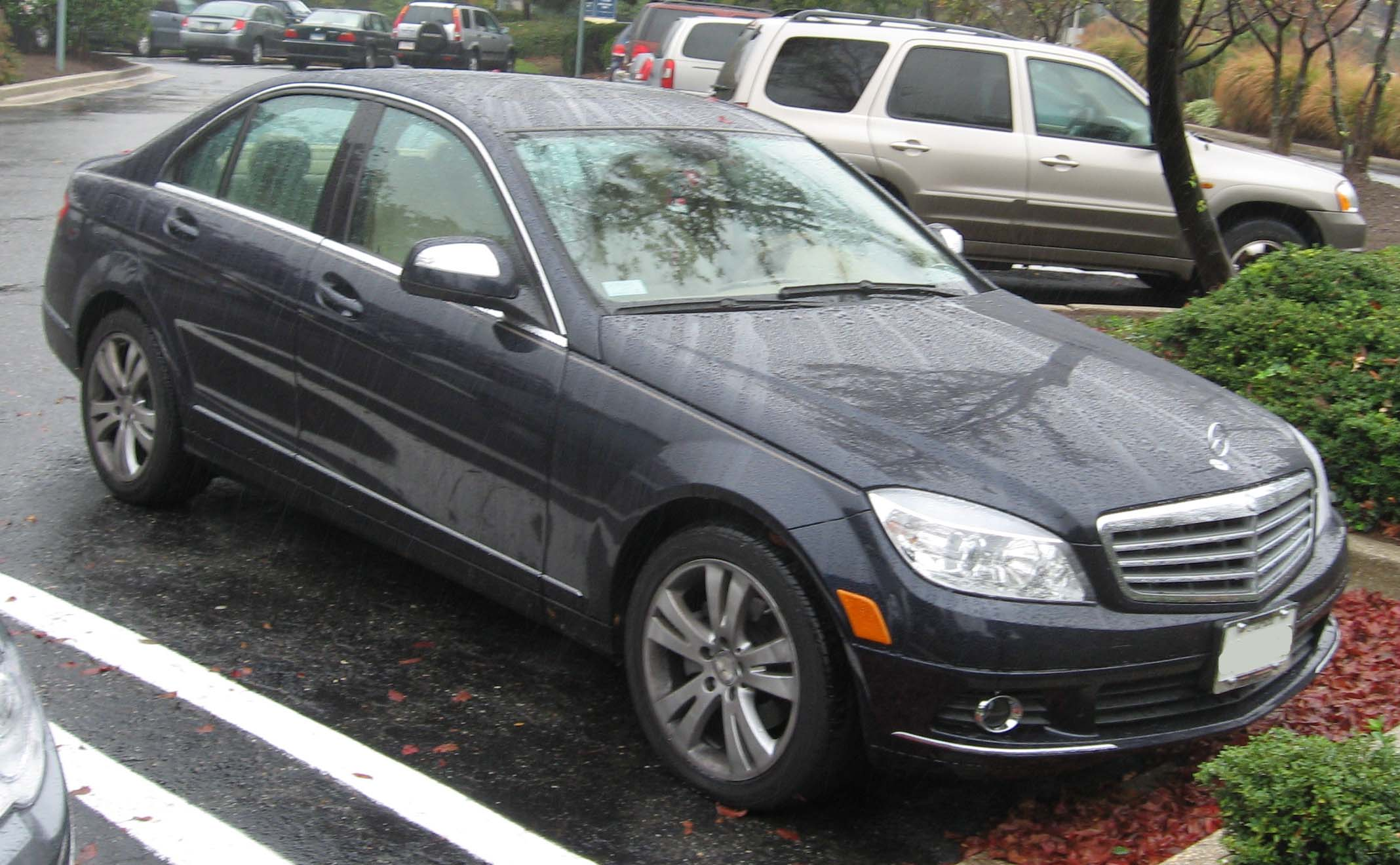 Image gallery 2007 mercedes c300 for Mercedes benz 2008