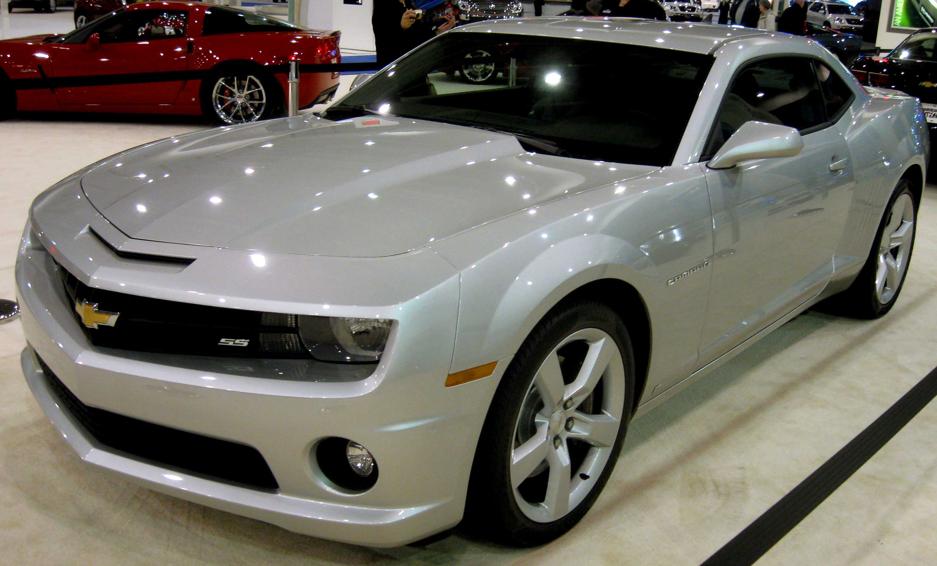 2010 Chevrolet Camaro - A Muscle Car