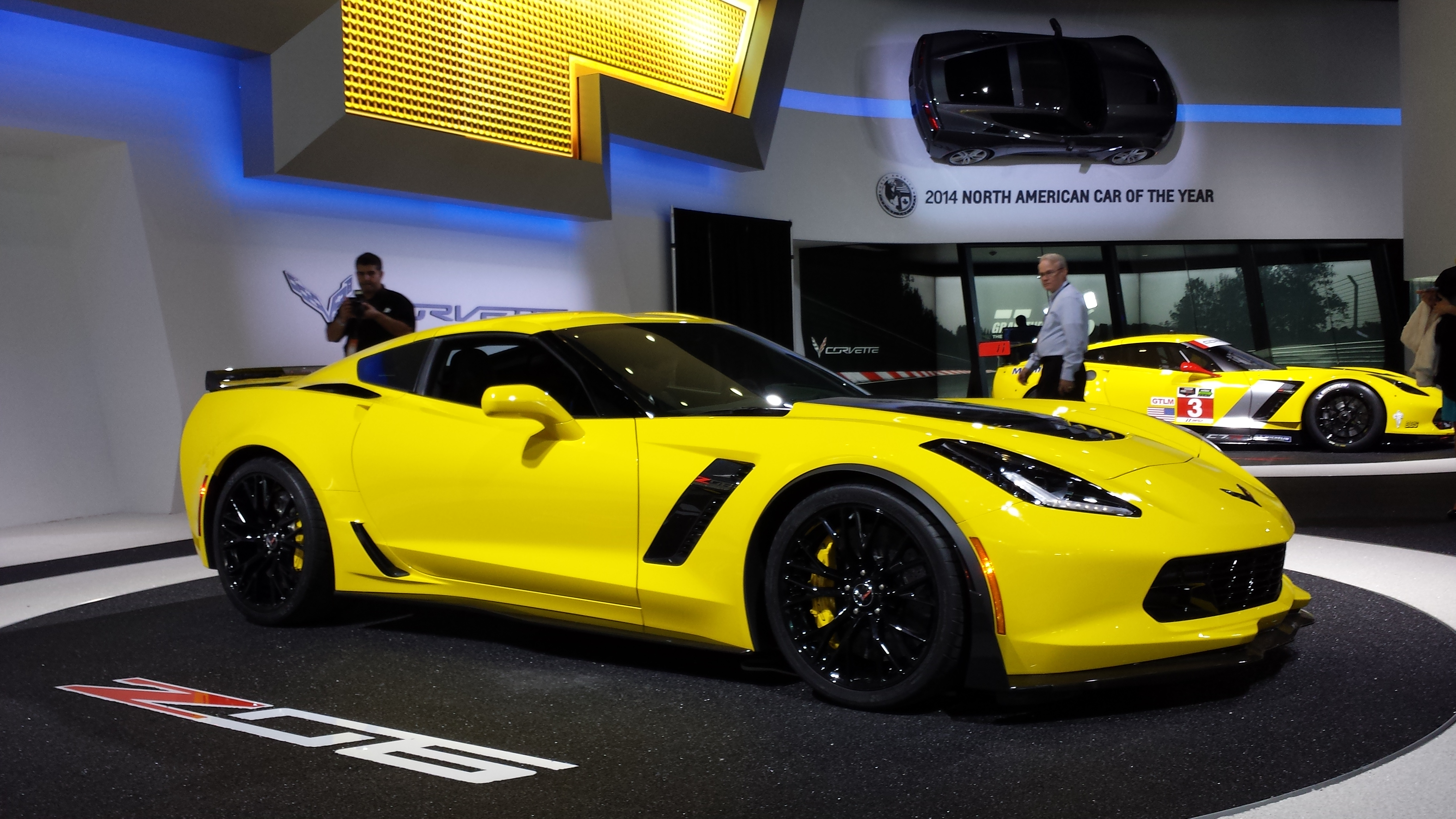 Exceptionnel File:2015 Chevy Corvette Stingray Z06 Debut At Detriot Auto Show 9