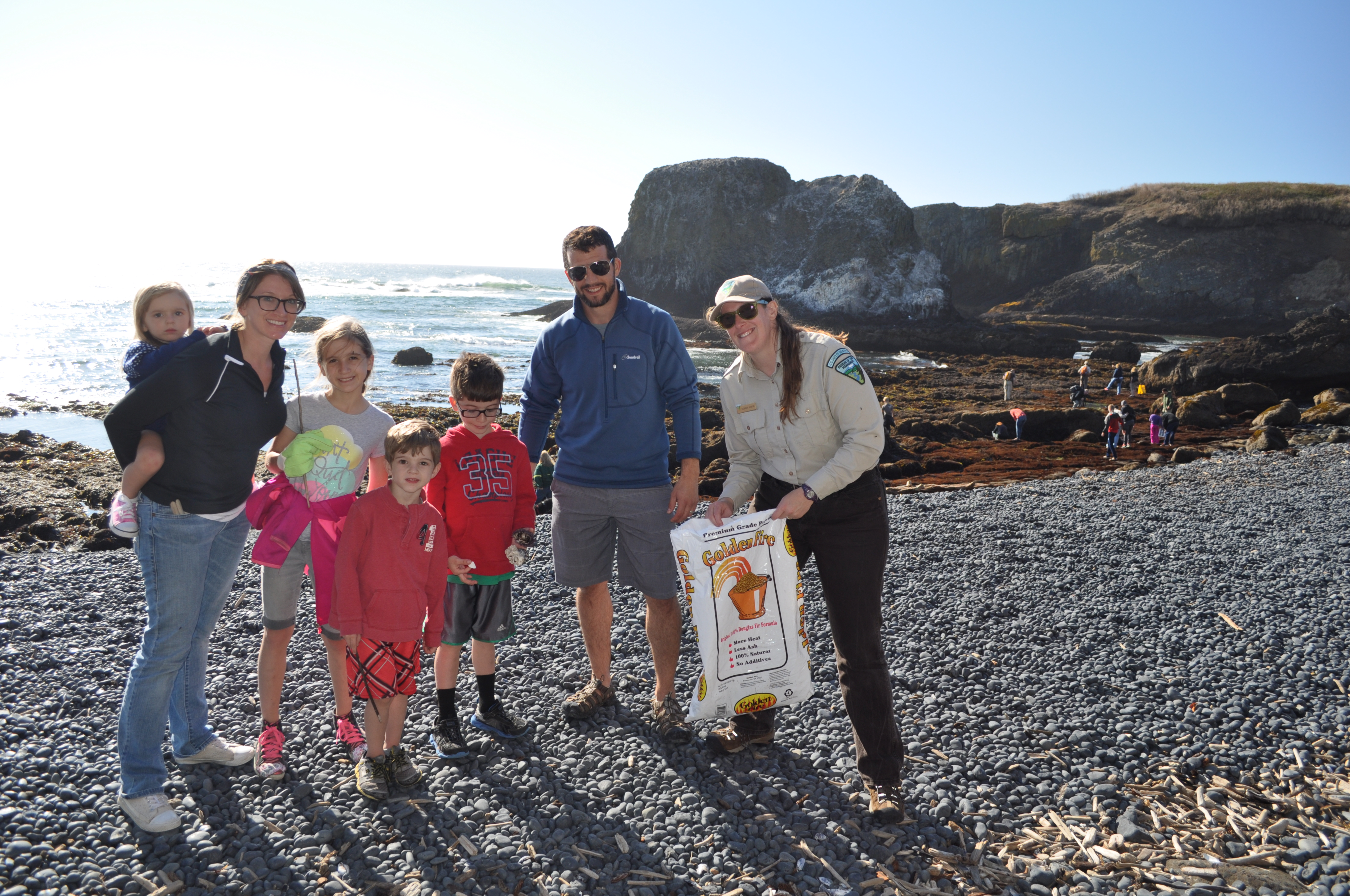 File:2015 National Public Lands Day at Yaquina Head