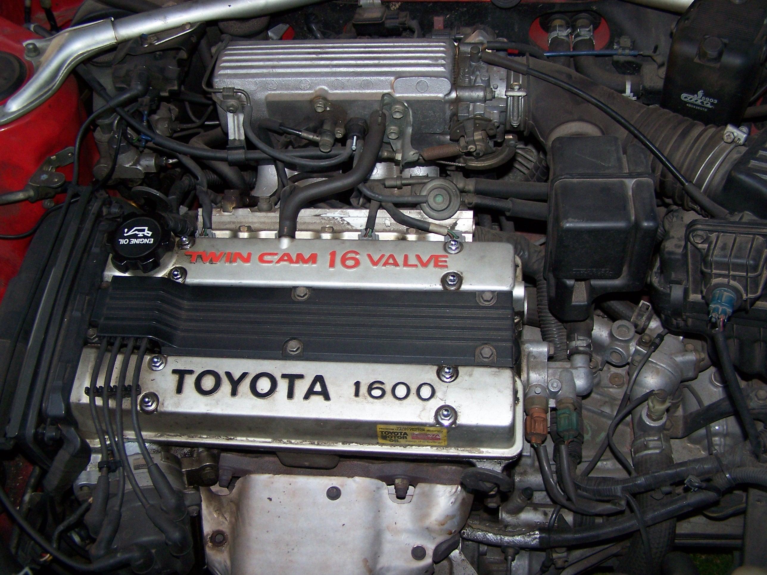 Toyota Twincam 16v Engine For Sale