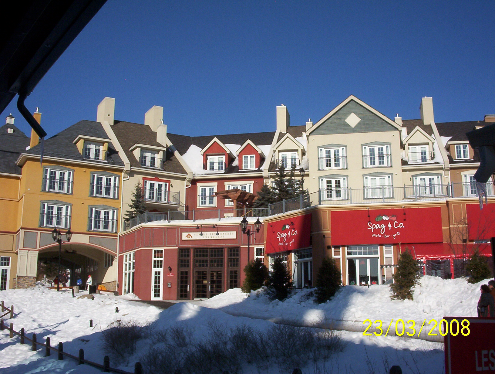 Hotels Near Tremblant